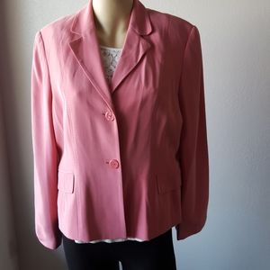 Nwt Style & Co size 14P jacket only